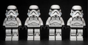 Stormtrooper von Pixabay