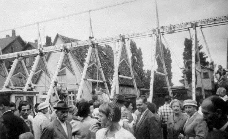 Kerb in Fechenheim 1960
