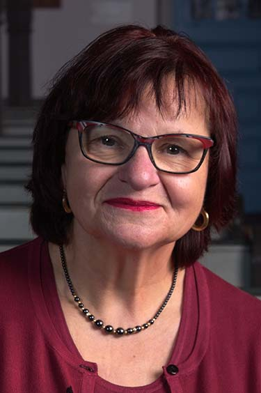 Christa Lang, 68 Jahre